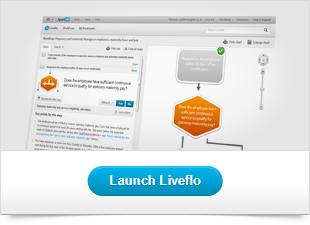 Launch Liveflo