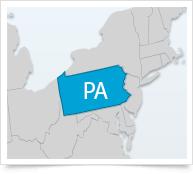 Pennsylvania state image
