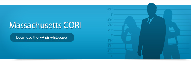 Massachusetts CORI - Download the FREE whitepaper