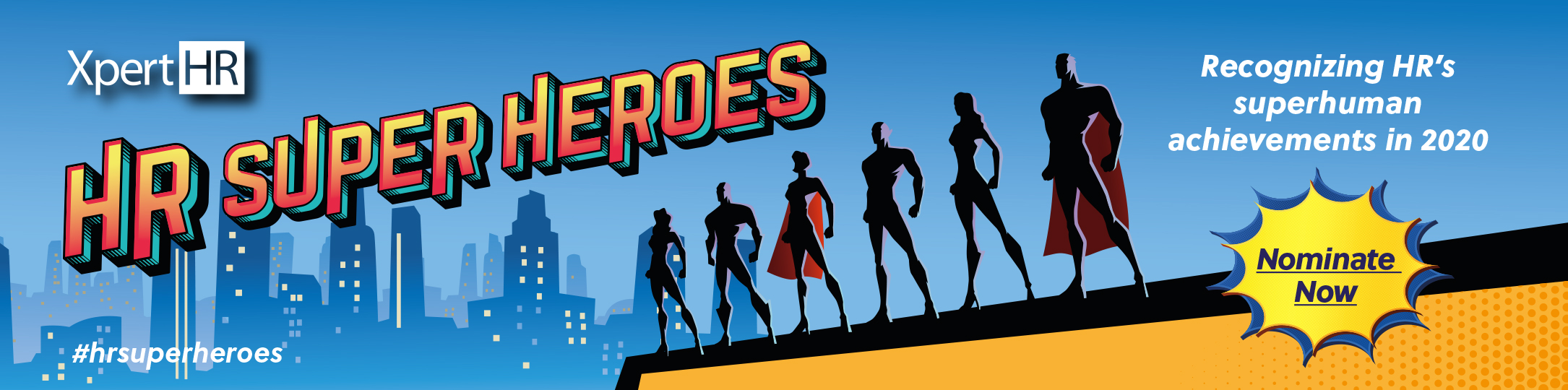 XP Heroes banner