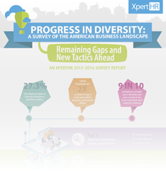 Download Diversity Report Infographic
