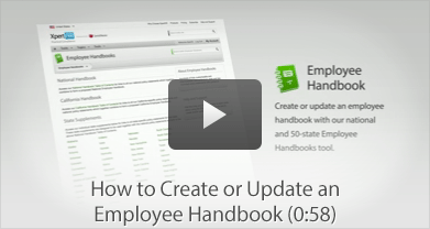 How to Create Or Update an Employee Handbook