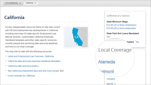 State and Local Resources Screenshot 3