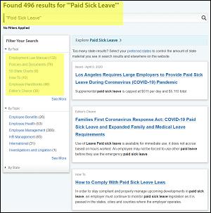 Site Search Tips Screenshot 2