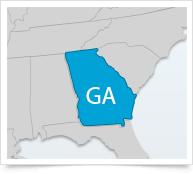 Georgia state image