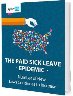 Paid Sick Leave Epidemic book cover